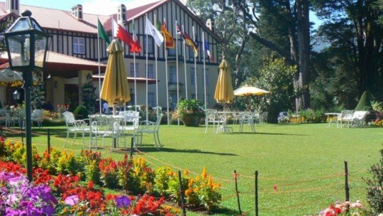 The Grand Hotel Nuwara Eliya ****