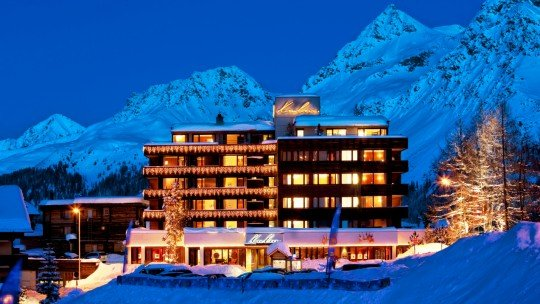 Arosa Kulm Hotel & Alpin Spa *****
