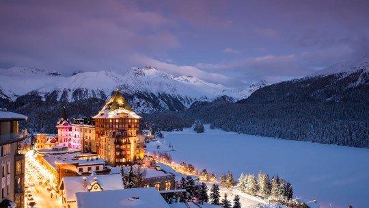 Badrutt's Palace St. Moritz *****