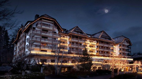 Grand Hotel Park Gstaad *****