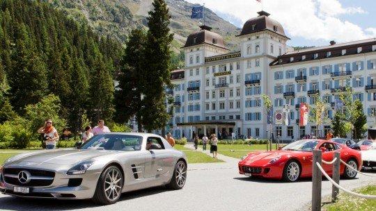 Kempinski Grand Hotel des Bains St. Moritz *****