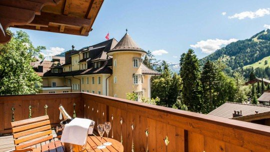 Le Grand Bellevue Gstaad *****