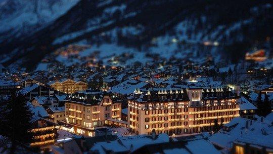 Mont Cervin Palace Zermatt *****