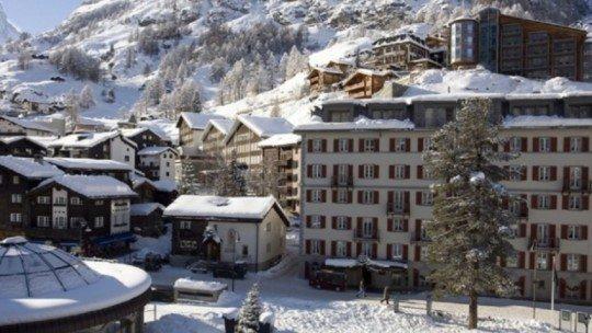 Monte Rosa Zermatt ****