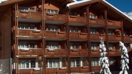 Schweizerhof Saas-Fee ****