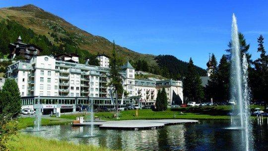 Seehof Davos *****