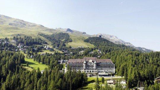 Suvretta House St. Moritz *****