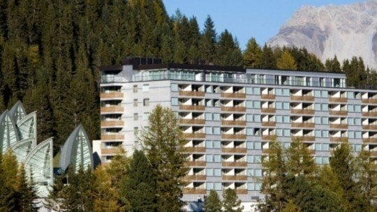 Tschuggen Grand Hotel Arosa *****