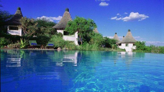 Lake Manyara Serena Safari Lodge ****