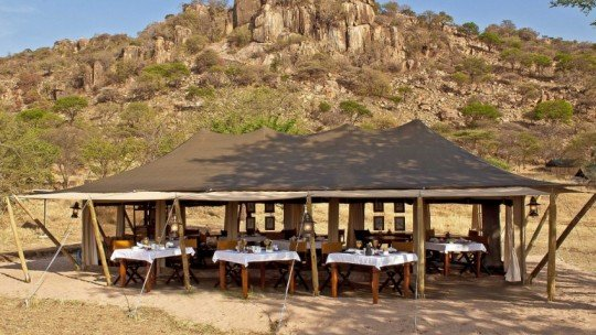 Serengeti Pioneer Camp ****
