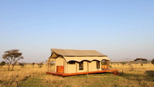 Siringit Serengeti Camp ****
