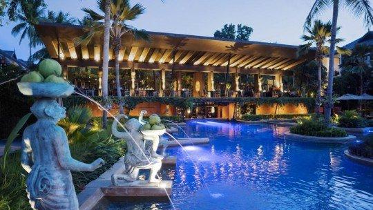 Anantara Bophut Koh Samui Resort & Spa *****