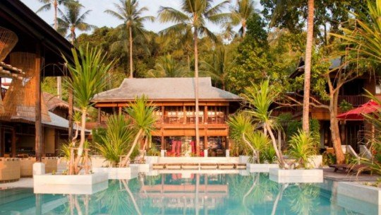 Anantara Rasananda Koh Phangan Villa Resort & Spa *****