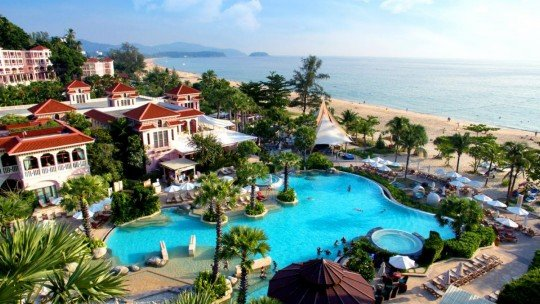 Centara Grand Beach Resort Phuket *****