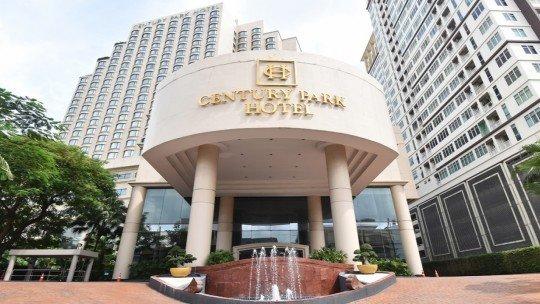 Century Park Bangkok ****