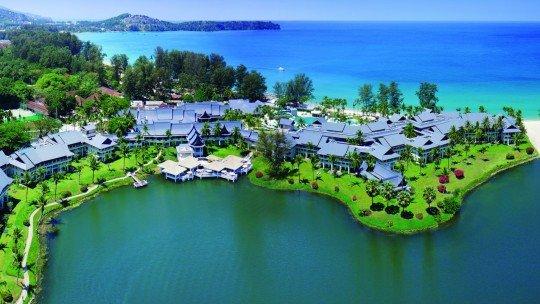 Outrigger Laguna Phuket Beach Resort *****
