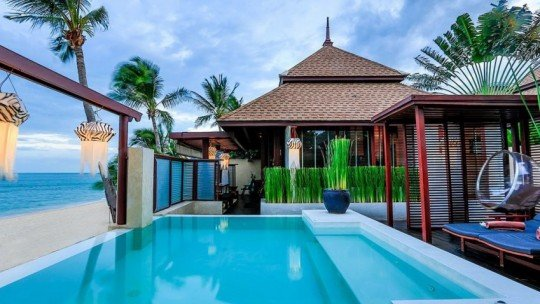 Pavilion Samui Villas & Resort ****