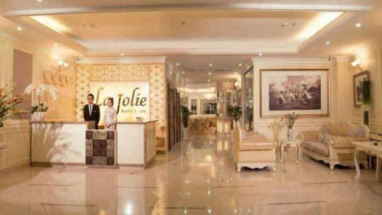 La Jolie Hotel & Spa ****