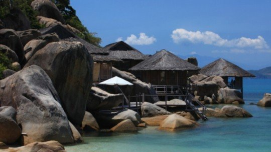 Six Senses Ninh Van Bay *****
