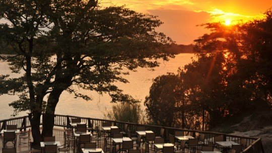David Livingstone Safari Lodge & Spa