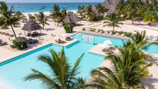 Gold Zanzibar Beach House & Spa *****