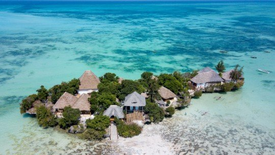 The Island Pongwe Lodge ****