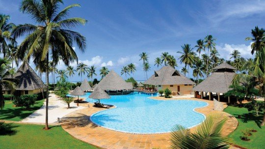 Neptune Pwani Beach Resort & Spa *****