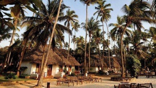 Diamonds Mapenzi Beach Zanzibar ****