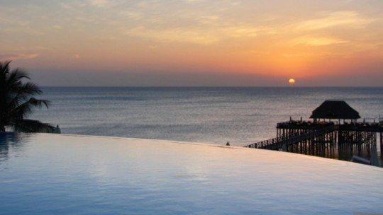 Sea Cliff Resort & Spa Zanzibar *****