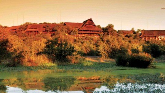 Victoria Falls Safari Lodge ****