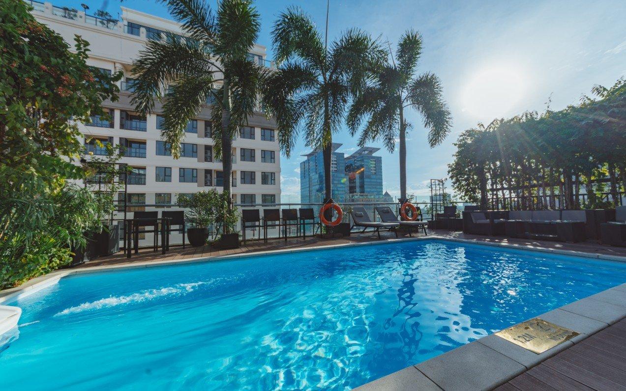 Paragon Saigon Hotel