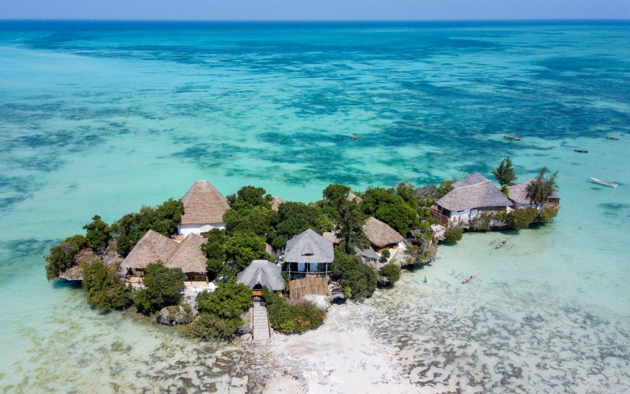 Island Pongwe Lodge
