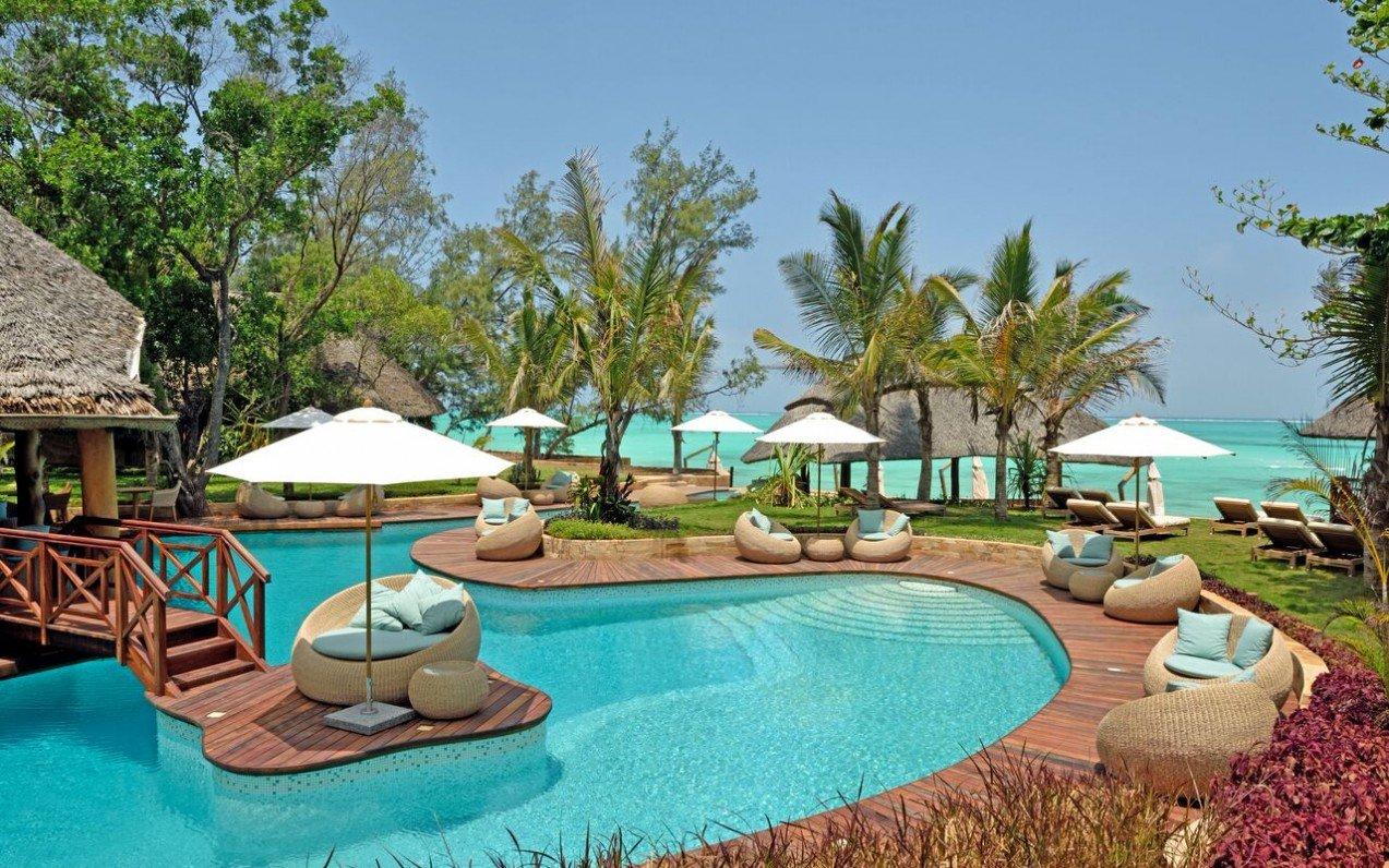 Tulia Zanzibar Unique Beach Resort *****
