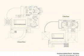 Family Villas - 2 or 3 bedrooms