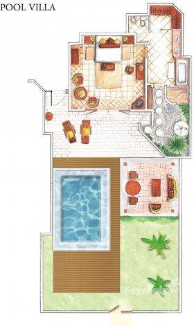 Pool Villa (220 m²)