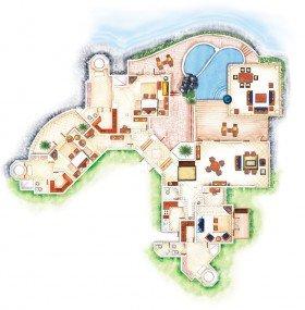 Royal Villa (426 m²)