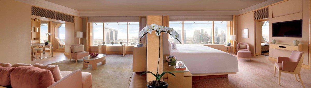 Hotel The Ritz Carlton Singapore Deluxea