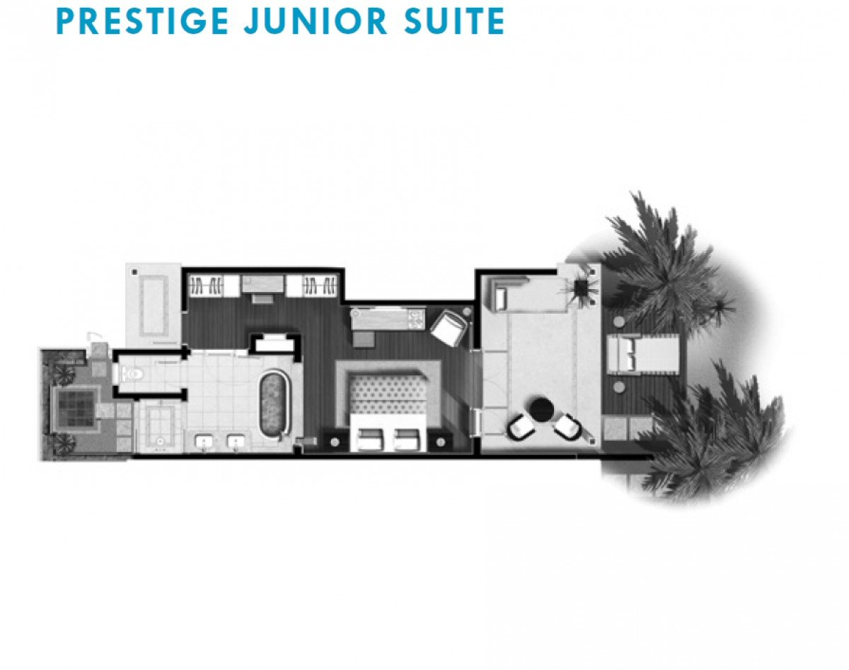 Prestige Junior Suite