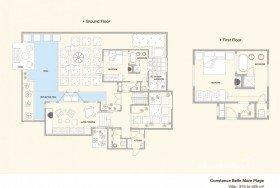 Pool Villa - 2 bedrooms
