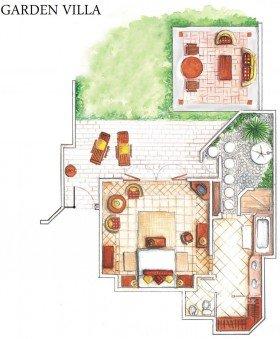 Garden Villa (150 m²)