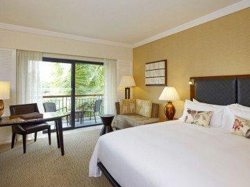 Pokoj typu Luxury - 1 manželská postel
