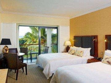 Pokoj typu Luxury - 2 manželské postele