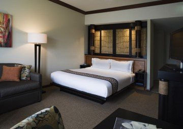 Pokoj typu Luxury - 2 manželské postele s přístupem do plážového klubu