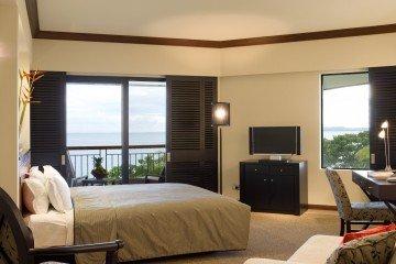 Pokoj typu Luxury - 1 manželská postel s přístupem do plážového klubu