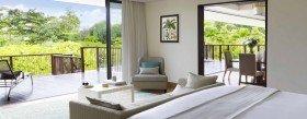 Raffles Beachfront Villa Suite