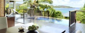 Royal Beachfront Villa (2 Bedroom)*/