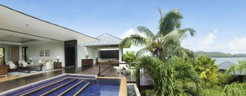 Royal Beachfront Villa (2 Bedroom)*/