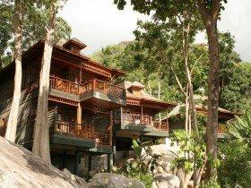 King Hillside Villa