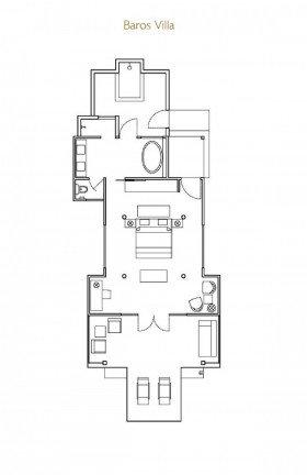 Baros Villa (103 m²)