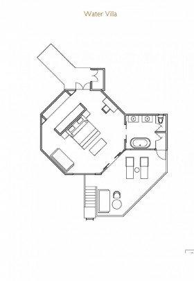 Water Villa (92 m²)